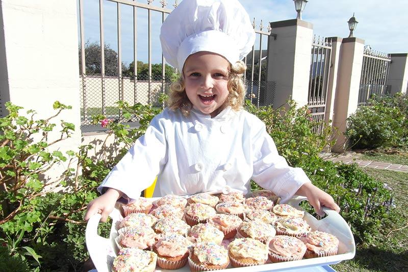 Bakers Day at Capri Pre-Primary