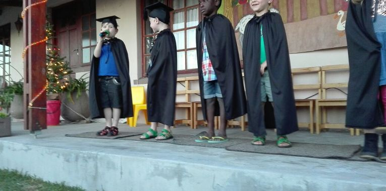 Capri PrePrimary Graduation
