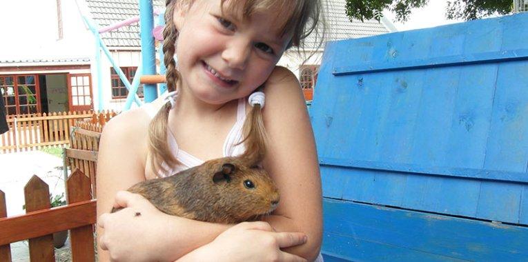 Capri Preprimary School Pets